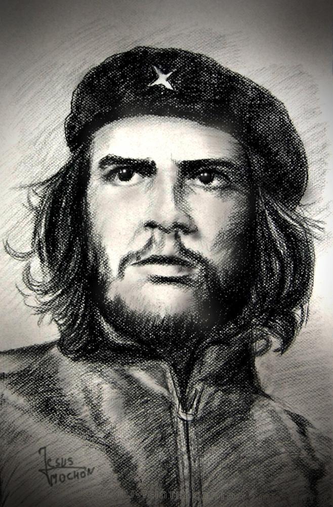 Che Guevara by jesusmochon